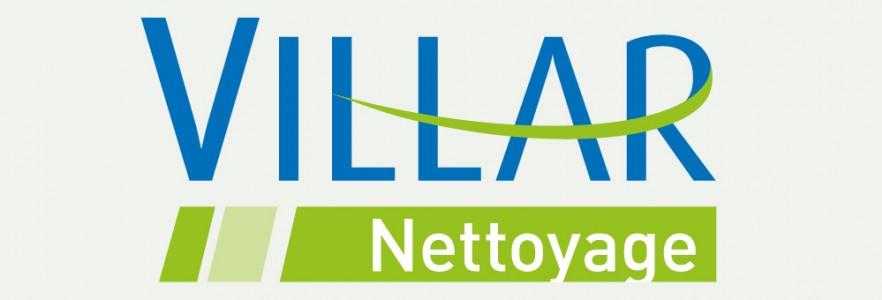 photo  Villar Nettoyage   conception du nouveau logo