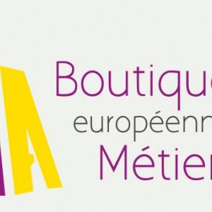photo  Boutique européenne des Métiers d'Art   conception logotype