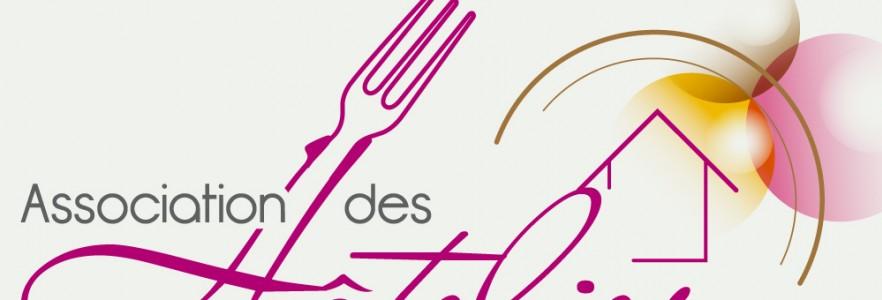 photo  Hôteliers et restaurateurs du Pays des 3 Frontières   conception de logo
