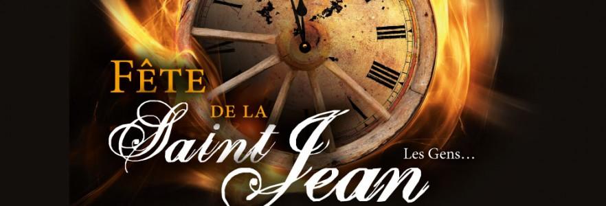 photo  Fête de la Saint Jean - Sierck les Bains   conception de brochure