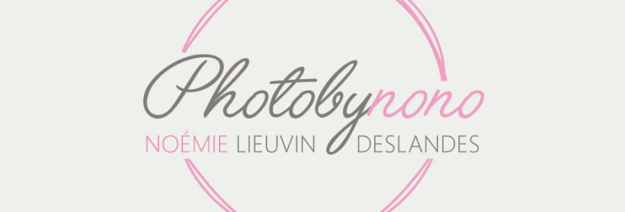 photo  Photobynono   conception du logotype