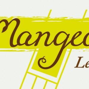 photo  La Mangeoire - Les Jardins   conception de  logotype, carte de visite, panneau  et  bâche signalétique  grand format pour un maraîcher biologique à Grindorff (Moselle)