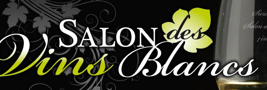 photo  Salon des Vins Blancs - Sierck les Bains   conception affiche
