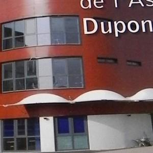 photo  Association Dupont des Loges   conception de brochure
