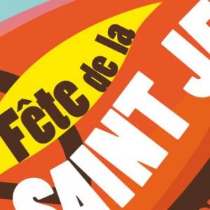 photo  Fête de la Saint Jean - Sierck les Bains   conception du  nouveau visuel ,  affiche ,  flyer ,  dépliant  et  bâche imprimée  grand format