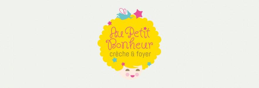 photo  Au Petit Bonheur   Conception de logotype pour une crèche et foyer à Bettembourg (L)
